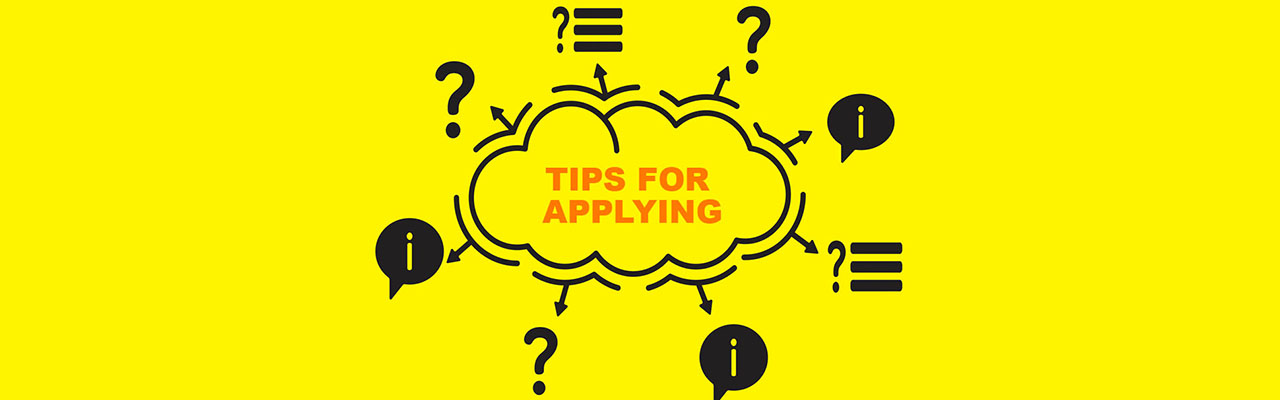Tips for Applying